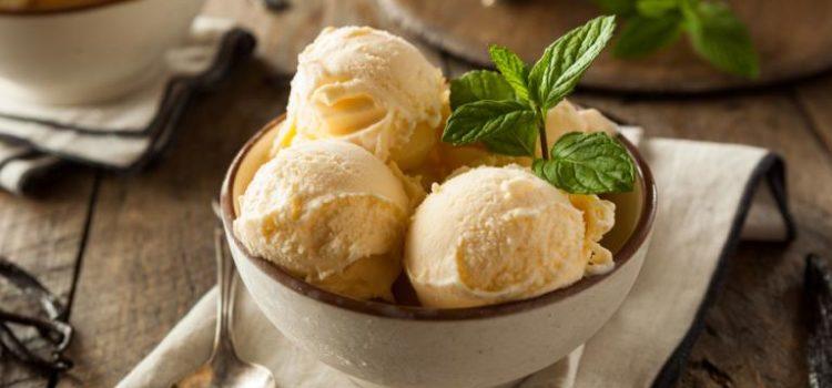 Jak udělat domácí zmrzlinu