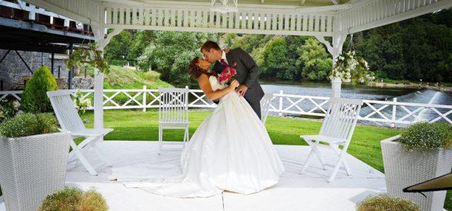 Jak na pohádkovou svatbu? Vsaďte na romantické prostory
