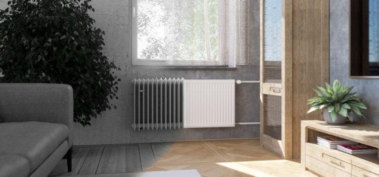 Jak účinně odvzdušnit radiátory vpaneláku?