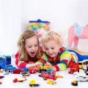 Výběr hraček nenechávejte náhodě. Mohou významně prospět rozvoji dítěte